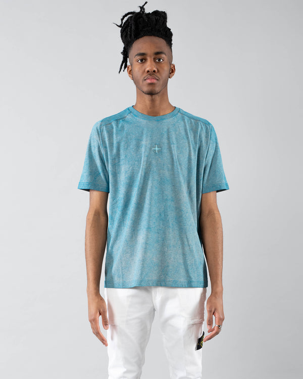 STONE ISLAND - Short Sleeve T-Shirt | Luxury Designer Fashion | tntfashion.ca