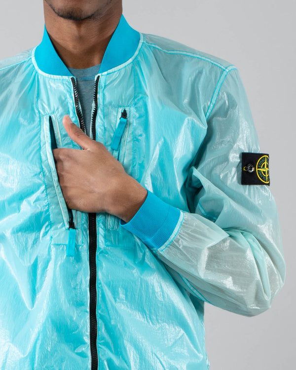 STONE ISLAND - Packable Bomber Jacket | Luxury Designer Fashion | tntfashion.ca