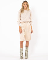 FORTE FORTE Bermuda Shorts | newtntfashion.