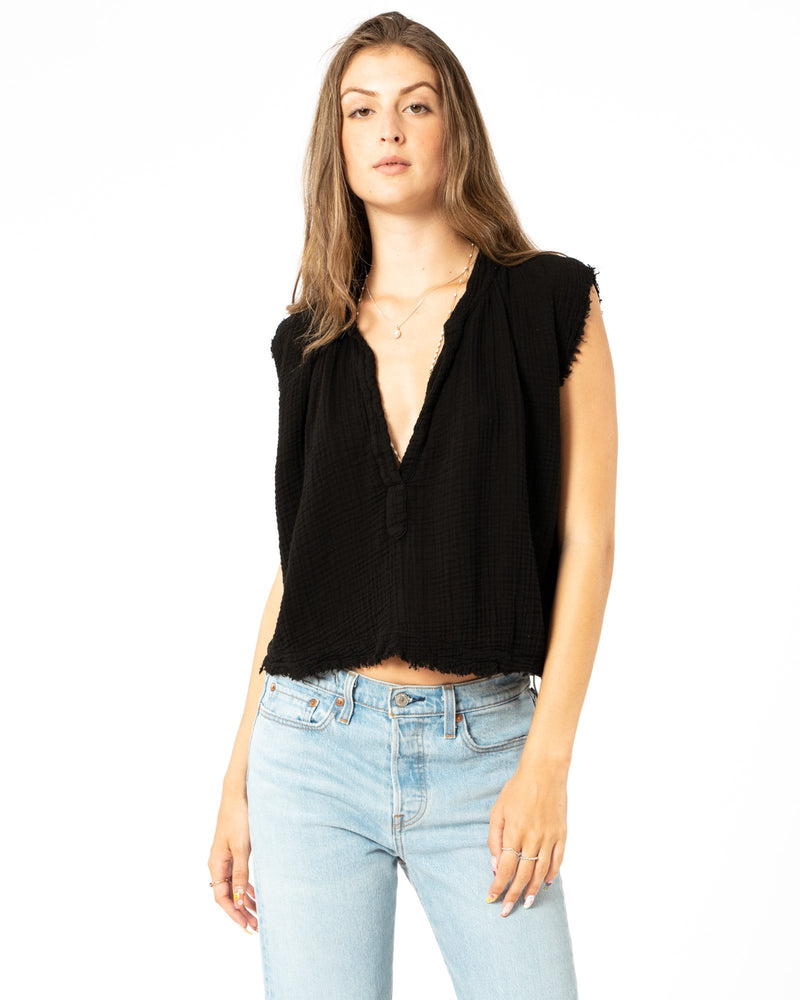 9 SEED - Sleeveless Top | Luxury Designer Fashion | tntfashion.ca