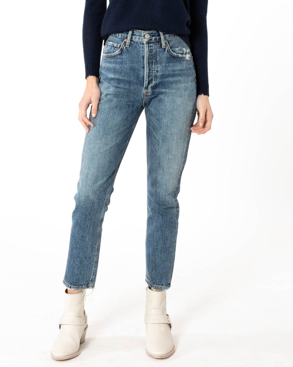 AGOLDE Riley Jeans | newtntfashion.