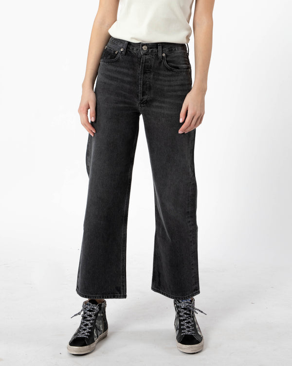 AGOLDE Ren Wide Leg Jeans | newtntfashion.