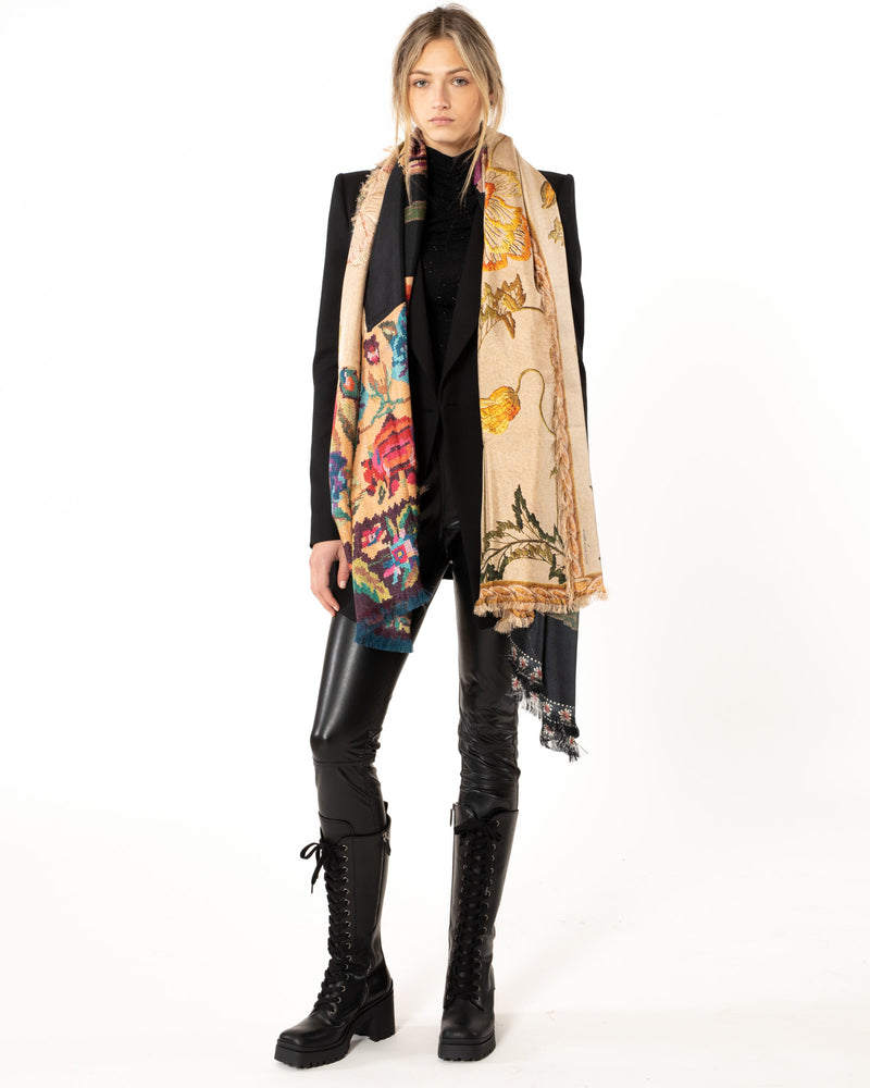 PIERRE LOUIS MASCIA Scarf | newtntfashion.