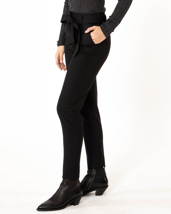 ELEVENTY Pant with Tie Belt | newtntfashion.