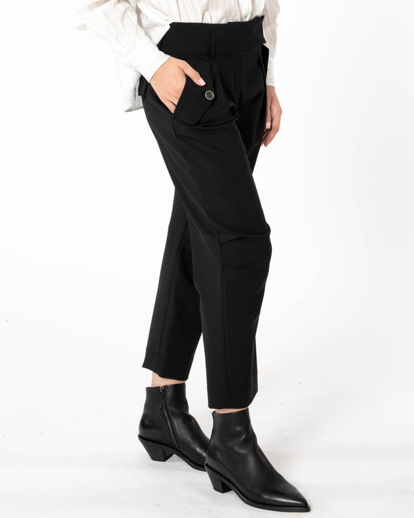 ELEVENTY Cropped Pants | newtntfashion.