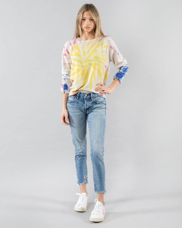 CRUSH - Chan Tie-Dye Sweatshirt | Luxury Designer Fashion | tntfashion.ca