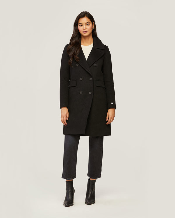 SOIA & KYO Evette-C Coat | newtntfashion.