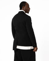 YOHJI YAMAMOTO - N-Peak Jacket | Luxury Designer Fashion | tntfashion.ca