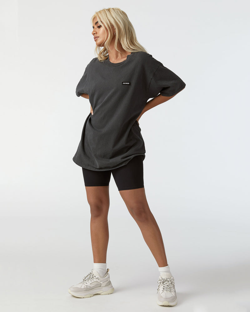 Oversized Shirt with Logo