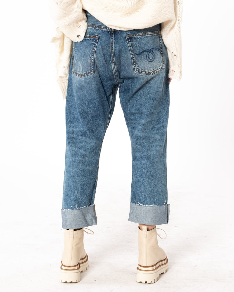 R13 Cross Over Jeans | newtntfashion.