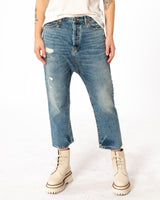 R13 - Tailored Drop Denim | Luxury Designer Fashion | tntfashion.ca