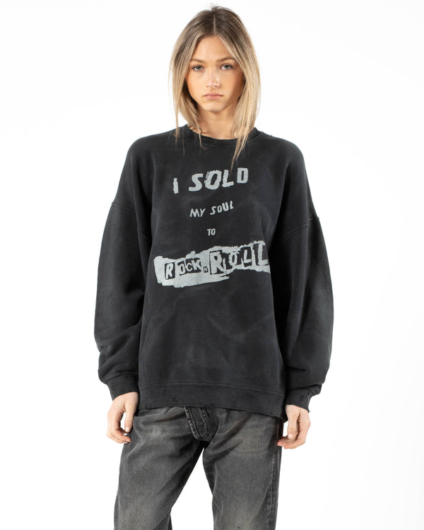 I Sold My Soul Crewneck Sweater