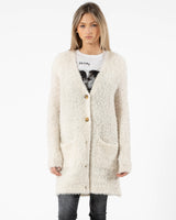 R13 - Teddy Bear Cardigan | Luxury Designer Fashion | tntfashion.ca
