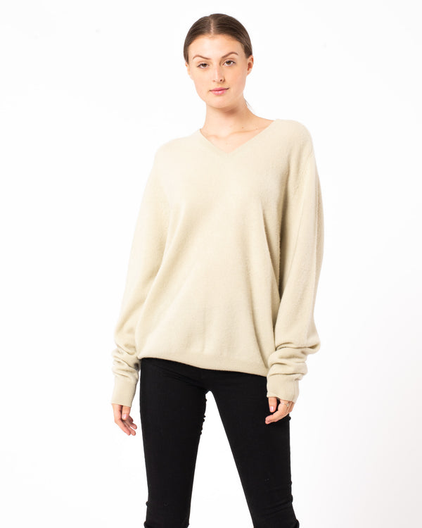 FRENCKENBERGER - W Frenckenberger V-Nck Sweater | Luxury Designer Fashion | tntfashion.ca