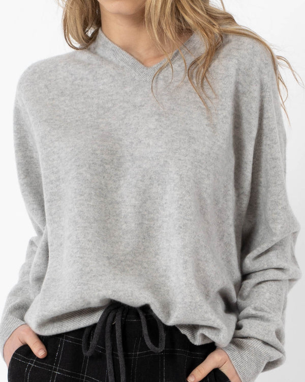 FRENCKENBERGER - V-Neck Sweater | Luxury Designer Fashion | tntfashion.ca