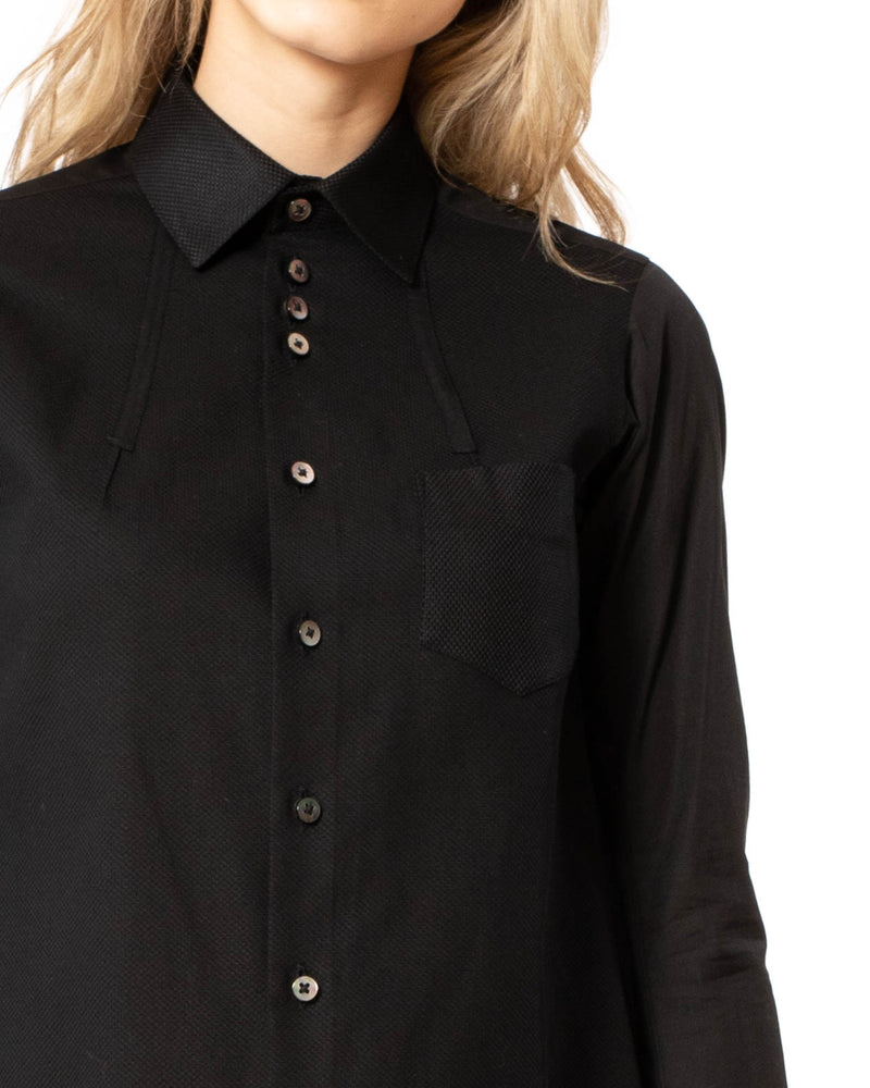 SHIRO SAKAI - Shirt | Luxury Designer Fashion | tntfashion.ca