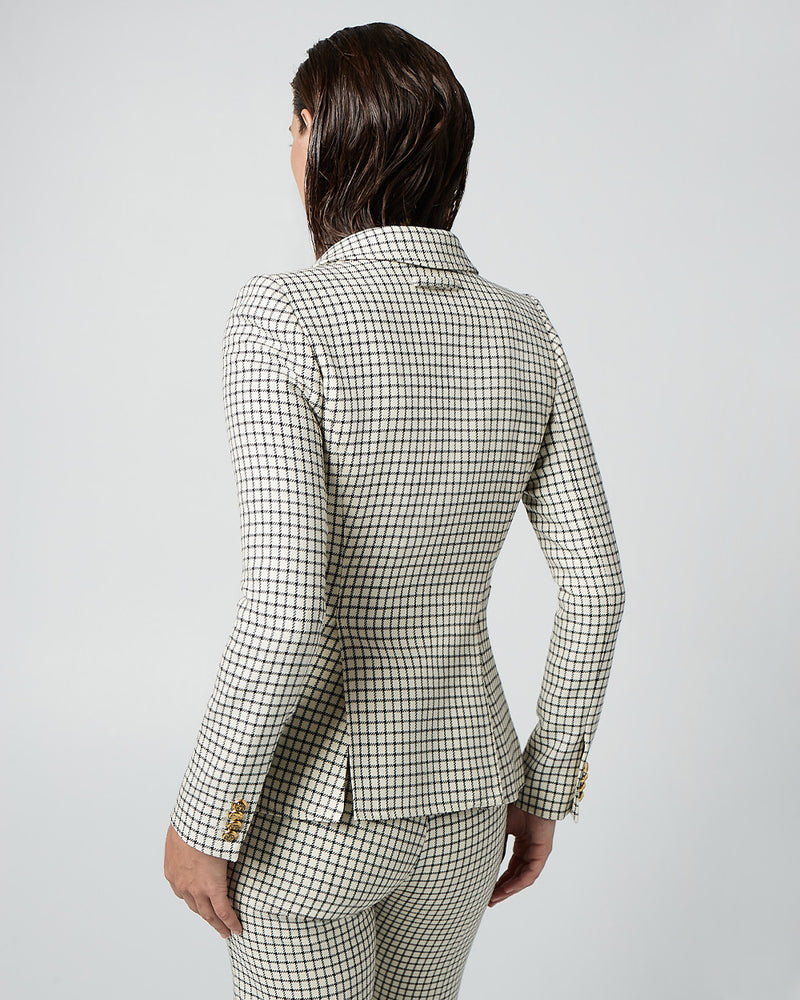 SMYTHE - Patch Pocket Duchess Blazer | Luxury Designer Fashion | tntfashion.ca