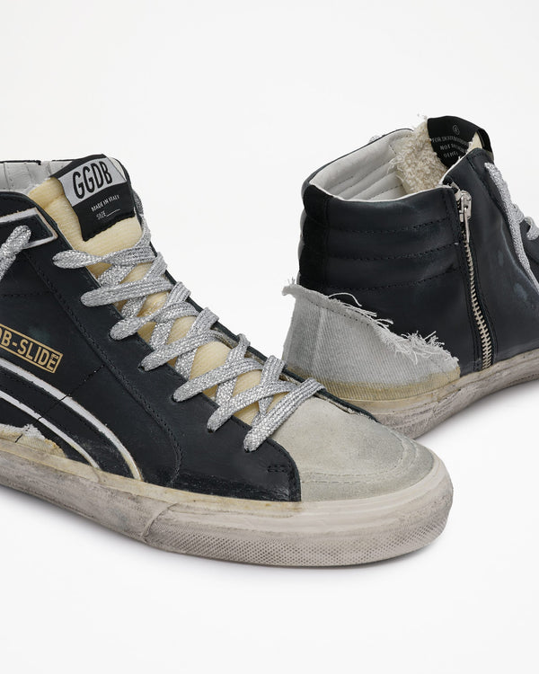 GOLDEN GOOSE - Slide Sneakers | Luxury Designer Fashion | tntfashion.ca