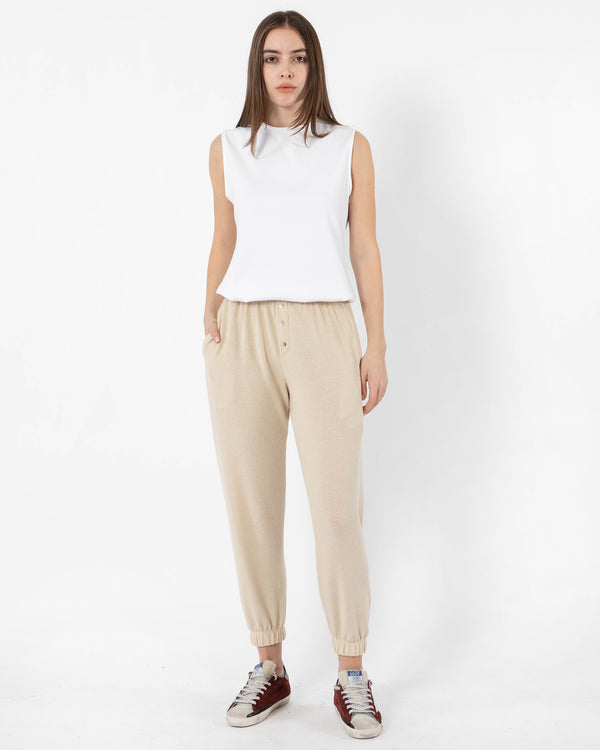 DONNI - Henley Sweatpants | Luxury Designer Fashion | tntfashion.ca