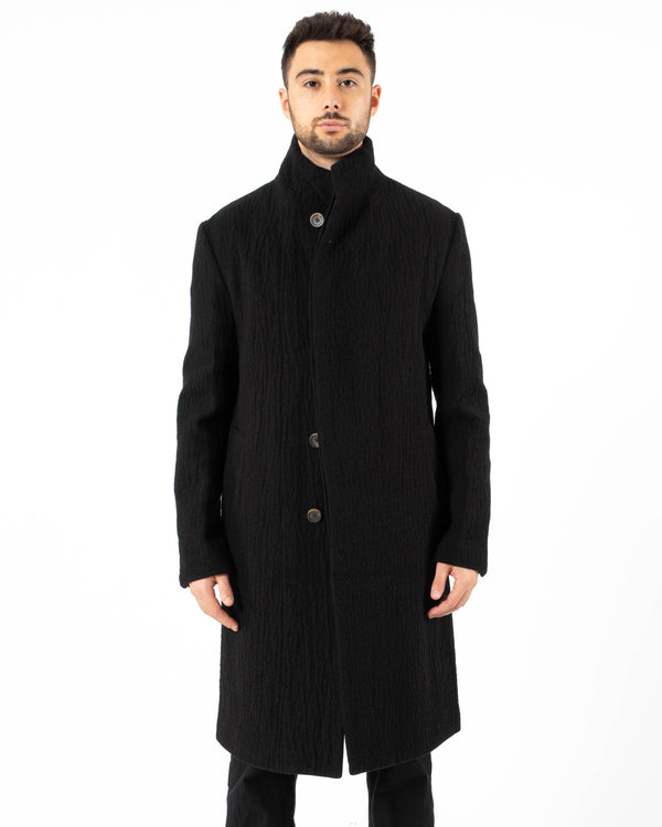 FORME D'EXPRESSION High Neck Coat | newtntfashion.