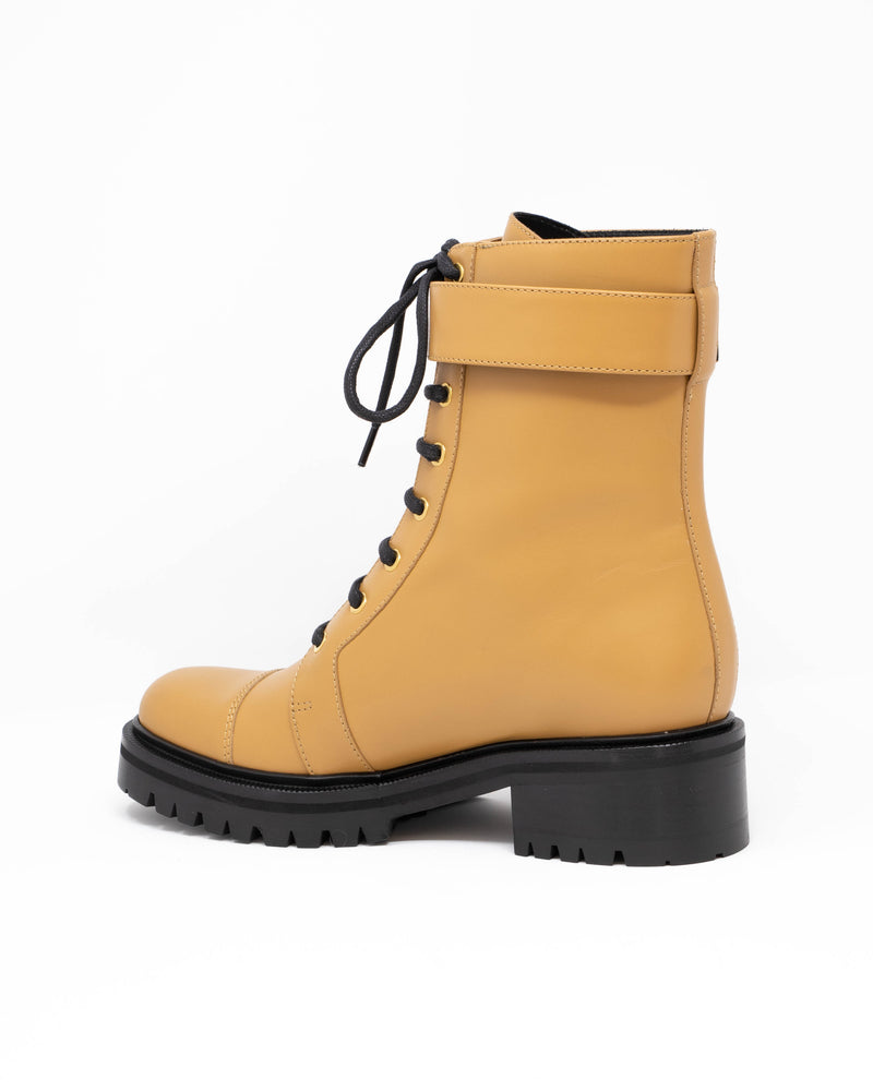 BALMAIN - Romy Ranger Boots | Luxury Designer Fashion | tntfashion.ca