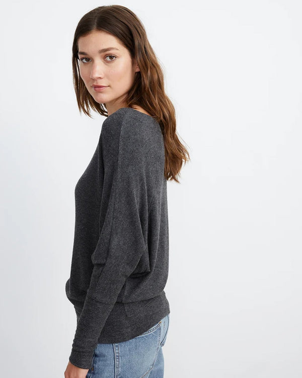 VELVET - Cozy Lux Dolman Top | Luxury Designer Fashion | tntfashion.ca