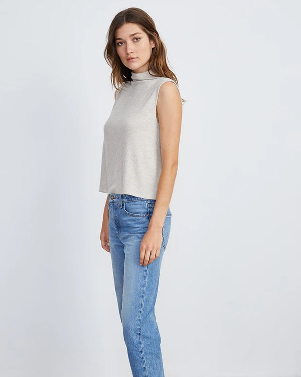 VELVET - Cozy Sleeveless Top | Luxury Designer Fashion | tntfashion.ca