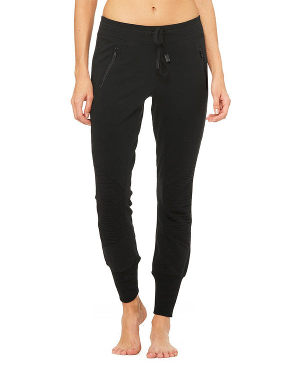 ALO - Urban Moto Sweatpants | Luxury Designer Fashion | tntfashion.ca
