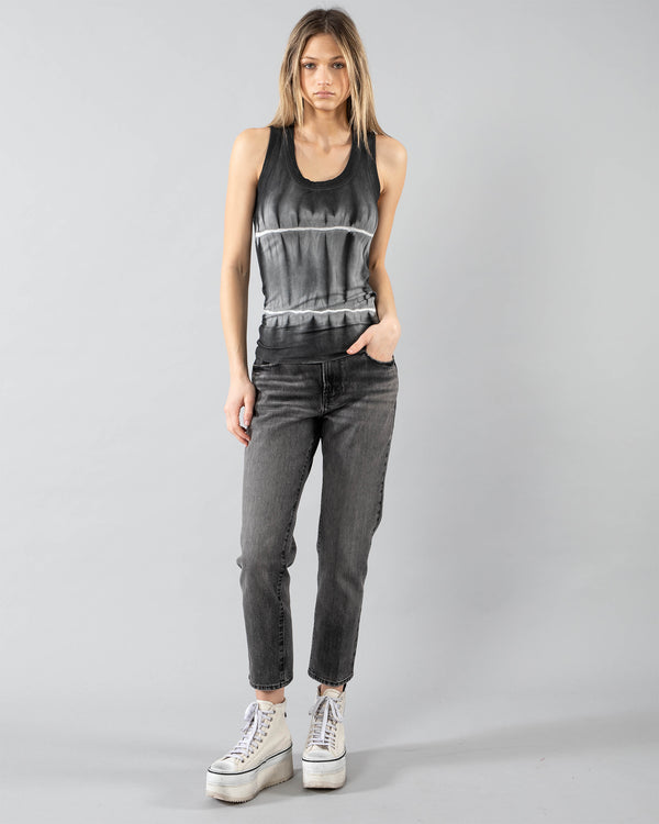 THOM KROM - Tie-Dye Tank Top | Luxury Designer Fashion | tntfashion.ca