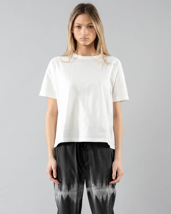 THOM KROM - Crewneck T-shirt | Luxury Designer Fashion | tntfashion.ca