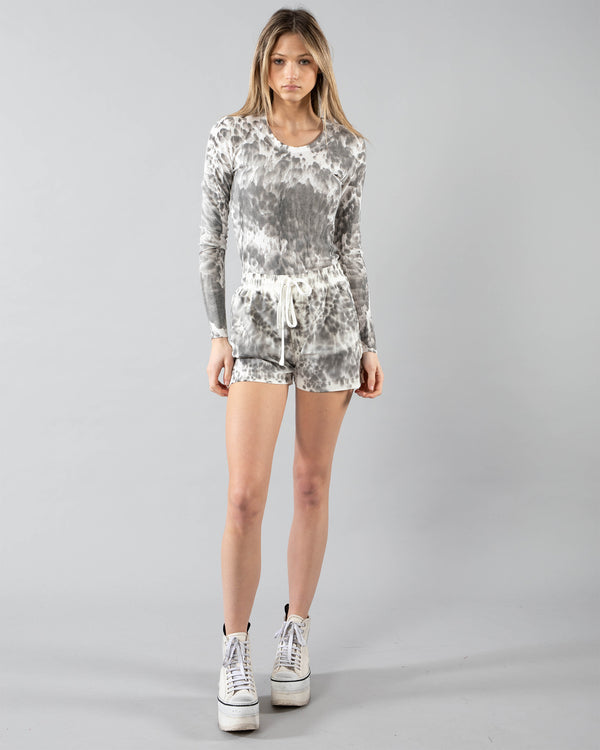 THOM KROM - Long Sleeve Printed Shirt | Luxury Designer Fashion | tntfashion.ca