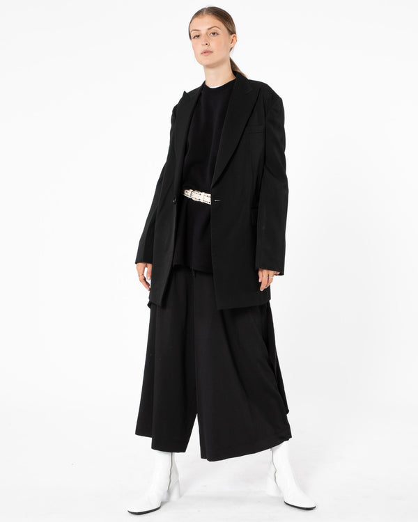 Y'S - K-Tailored Jacket | Luxury Designer Fashion | tntfashion.ca