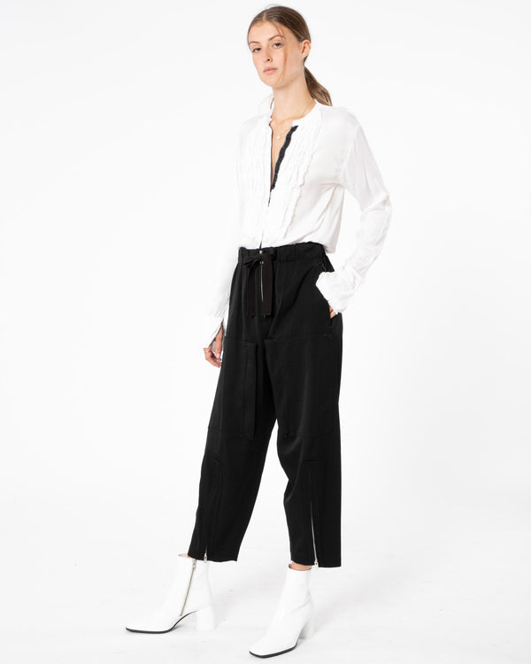 Y'S - K-Pocket Pant | Luxury Designer Fashion | tntfashion.ca