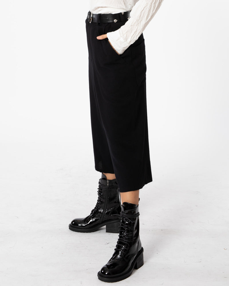 Y'S - Big Thick Pants | Luxury Designer Fashion | tntfashion.ca