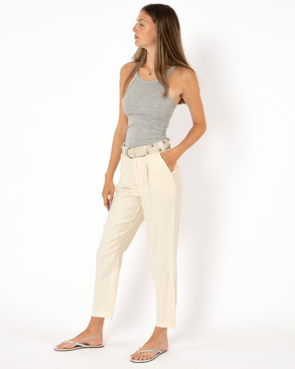 ALEX MILL Boy Pleated Pant | newtntfashion.