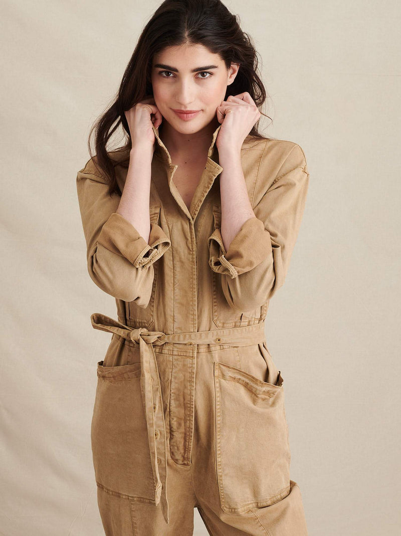 ALEX MILL Expedition Jumpsuit | newtntfashion.