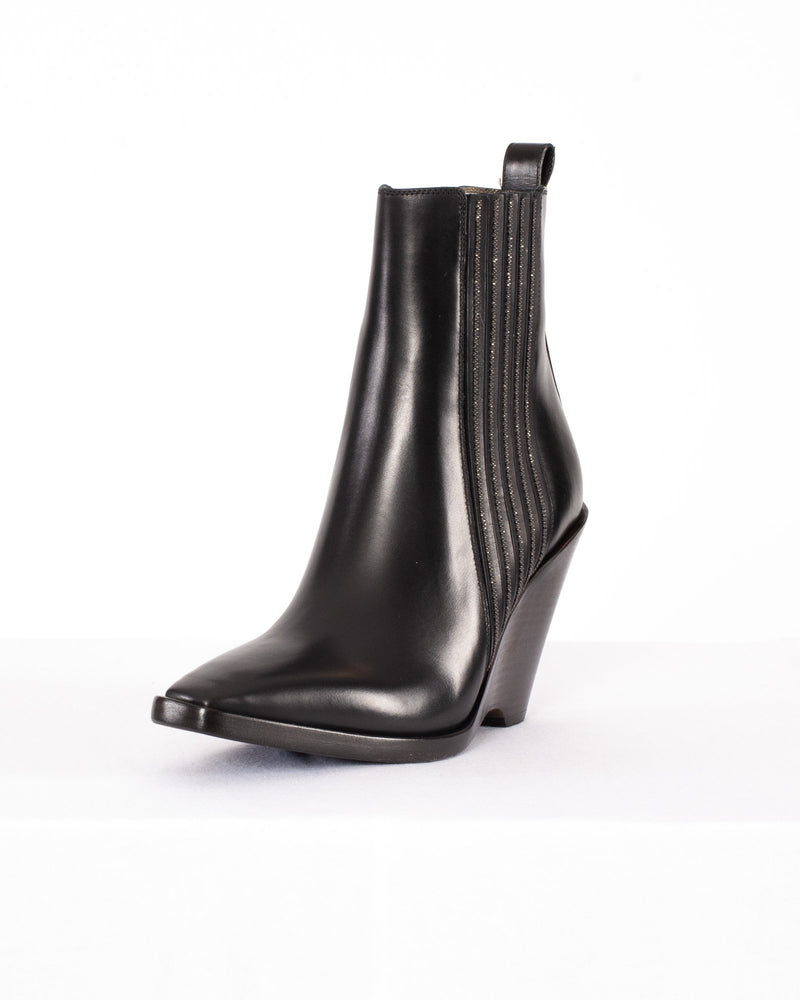 BRUNELLO CUCINELLI Wedge Ankle Boot | newtntfashion.