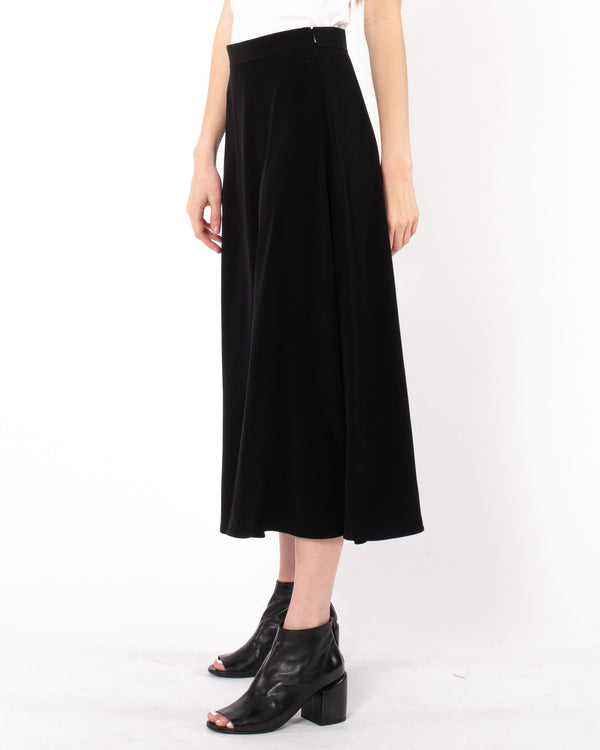 CO - Japanese Stretch A-Line Skirt | Luxury Designer Fashion | tntfashion.ca