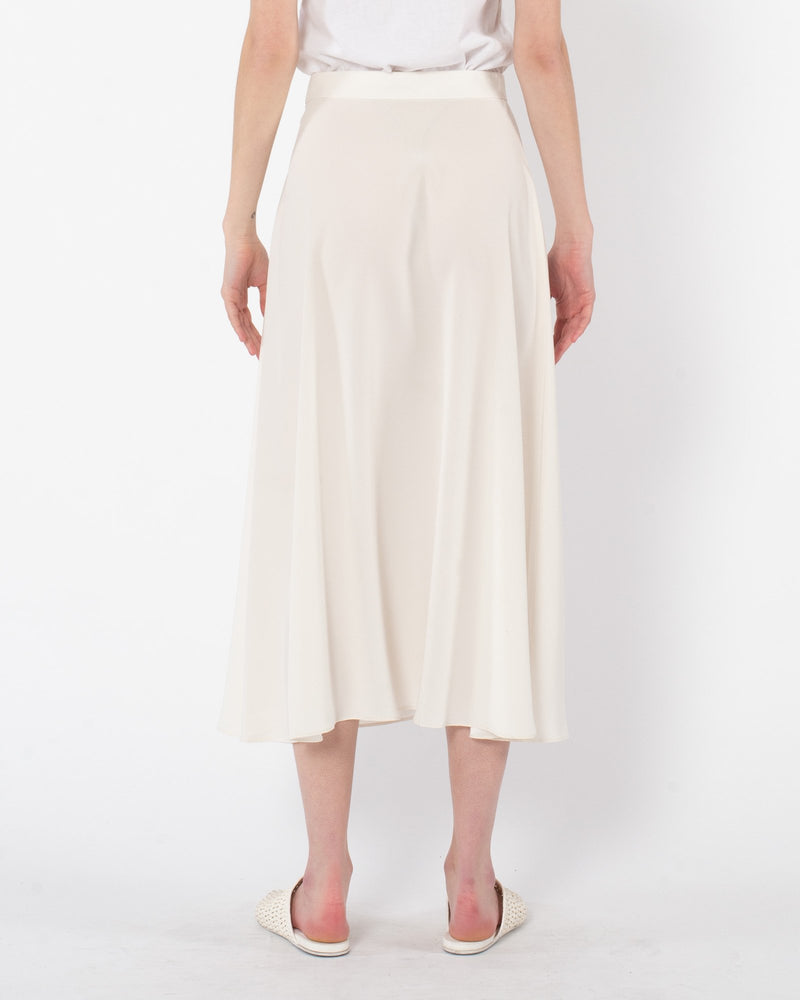 Japanese Stretch A-Line Skirt