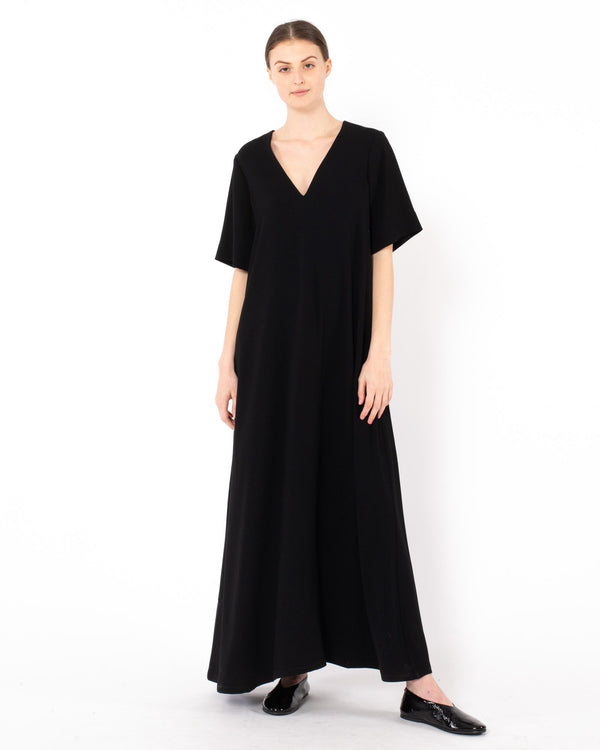 CO Japanese V-Neck Dress | newtntfashion.