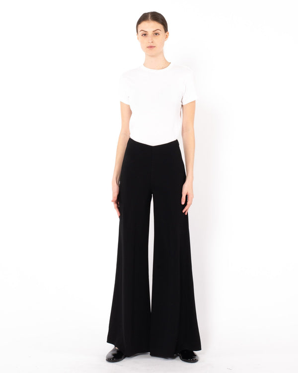 CO Side Zip Flared Trouser | newtntfashion.