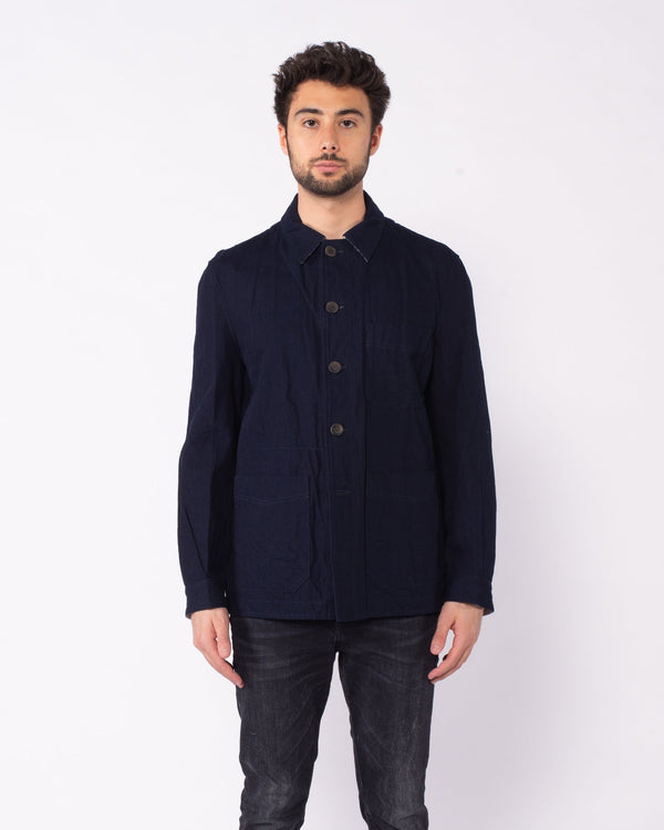 FORME D'EXPRESSION French Work Jacket | newtntfashion.
