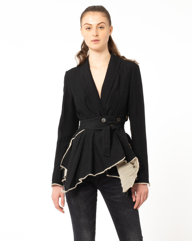 FORME D'EXPRESSION Poiret Jacket | newtntfashion.