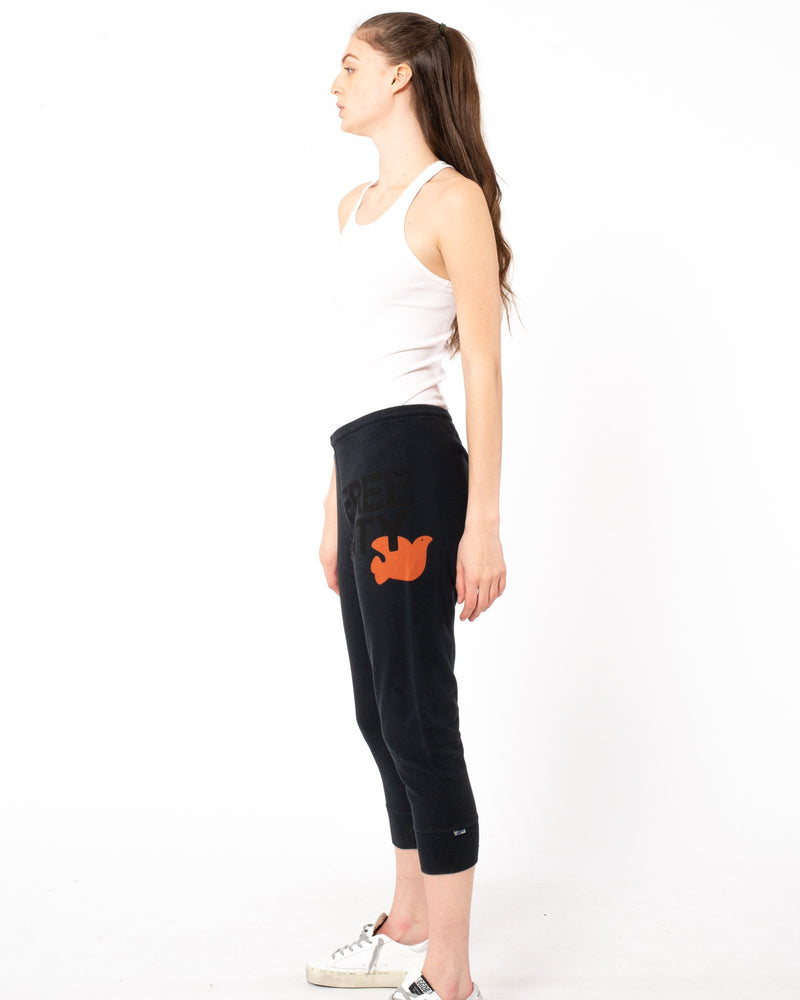 FREE CITY - 3/4 Sweatpants | Luxury Designer Fashion | tntfashion.ca