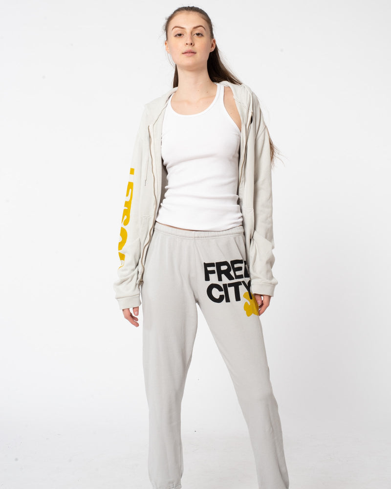 FREE CITY Feather Weight Sweatpants | newtntfashion.