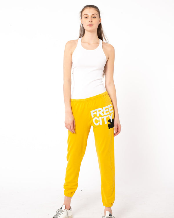 FREE CITY - Feather Weight Sweatpants | Luxury Designer Fashion | tntfashion.ca