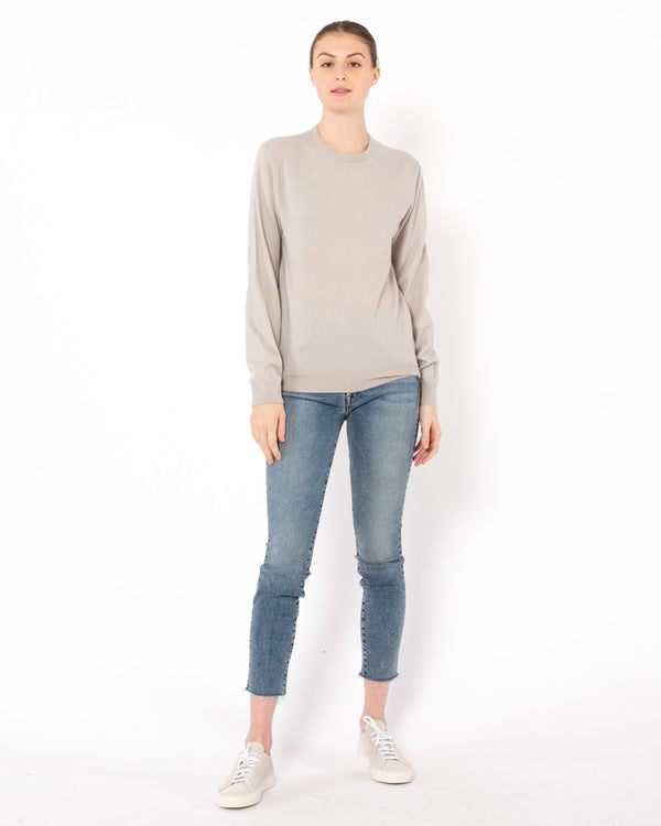 FRENCKENBERGER - Round Neck Sweater | Luxury Designer Fashion | tntfashion.ca