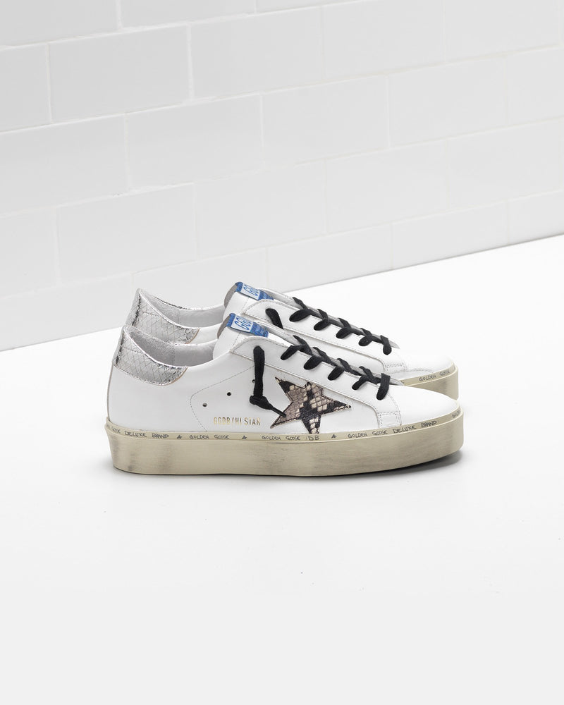 GOLDEN GOOSE - High Star Sneakers | Luxury Designer Fashion | tntfashion.ca