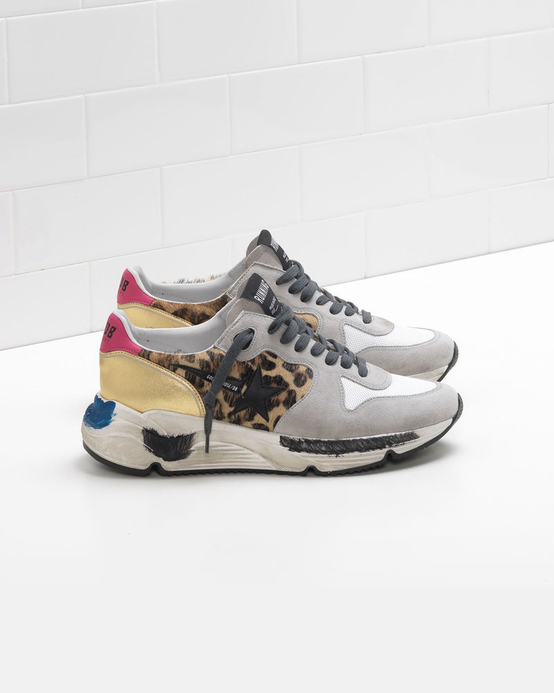 GOLDEN GOOSE Running Sole Sneaker | newtntfashion.