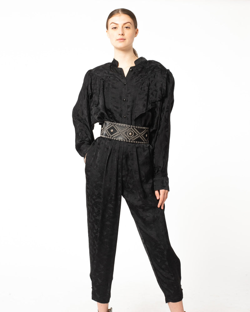 ISABEL MARANT - Varzea Jumpsuit | Luxury Designer Fashion | tntfashion.ca